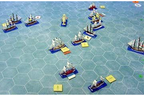 Wooden Ships & Iron Men | Image | BoardGameGeek