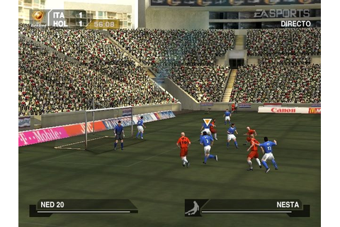 UEFA Euro 2004 Portugal Screenshots for Windows - MobyGames