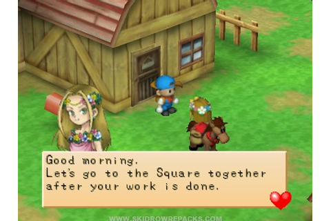 Download Harvest Moon For PC