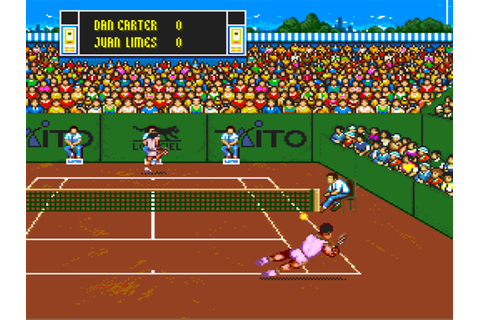 International Tennis Tour Download Game | GameFabrique