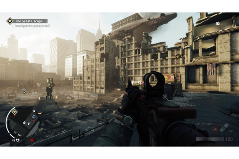 Homefront: The Revolution review: A mess of a game with ...
