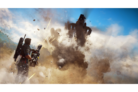 Just Cause 3 gamescom 2015 video proves Rico is the best ...