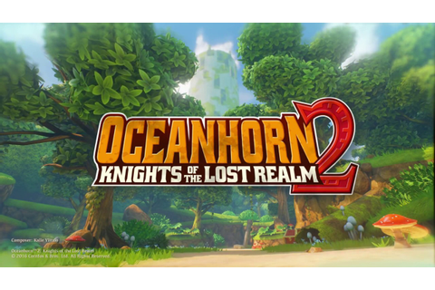 Oceanhorn 2 Knights of the Lost Realm 3D Graphics - YouTube