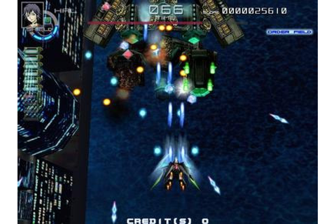 Chaos Field (2004) Arcade game