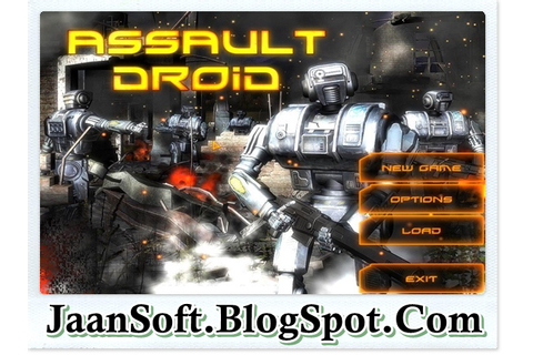 Assault Droid PC Game 2015 Download Full Version ...