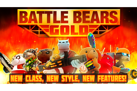 Smart Android Apps & Games: Battle Bears Gold v2.0