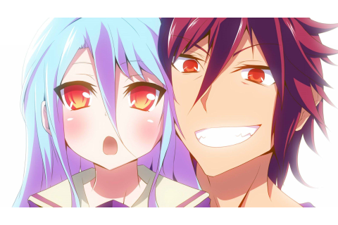 anime, Anime girls, No Game No Life, Sora (No Game No Life ...