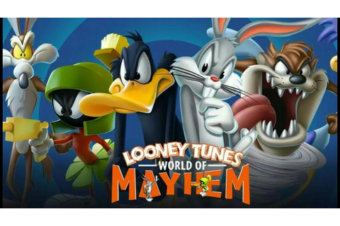 Looney Tunes World of Mayhem - Android / iOS Gameplay ...
