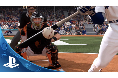MLB 15 The Show Trailer | PS4 - YouTube