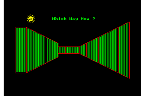 Download Sultan's Maze (Amstrad CPC) - My Abandonware