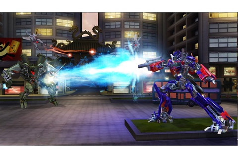 Transformers: Revenge of the Fallen - The Game (PSP ...