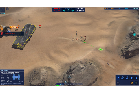 Homeworld: Deserts of Kharak Game Review | MMOHuts