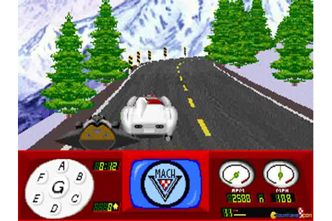 Speed Racer: The Challenge of Racer X download PC