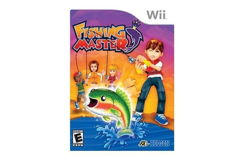 Fishing Master Wii Game - Newegg.com