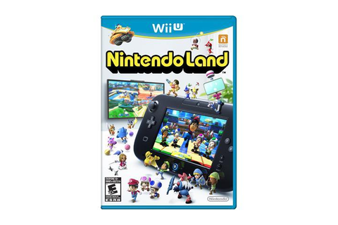 Nintendo Land Wii U Games - Newegg.com