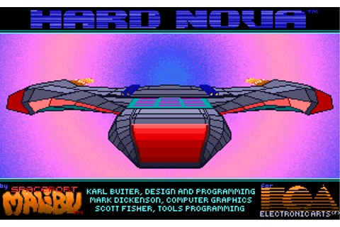 The CRPG Addict: Game 172: Hard Nova (1990)
