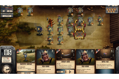 Ironclad Tactics review | PC Gamer