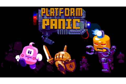 Nitrome - Platform Panic Trailer! - YouTube