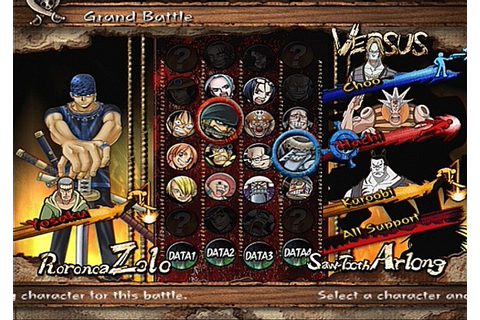 One Piece: Grand Adventure . Прохождение One Piece: Grand ...