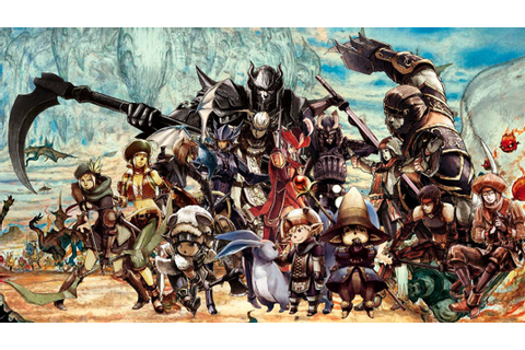 15th Anniversary: Why Final Fantasy XI Was One of My ...