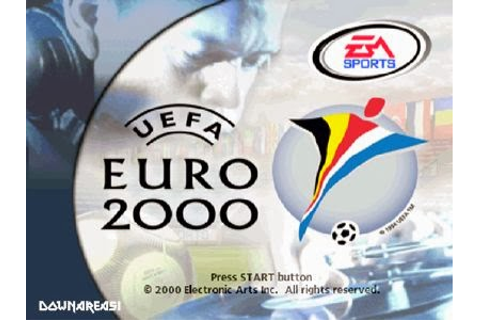 UEFA Euro 2000 (PSX) - Download Game PS1 PSP Roms Isos ...
