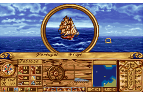High Seas Trader (1995)(Impressions) Game