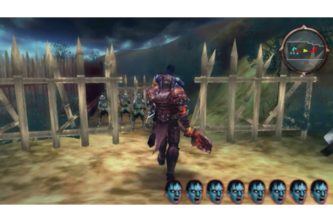 Undead Knights - HD PPSSPP Gameplay - PSP - YouTube