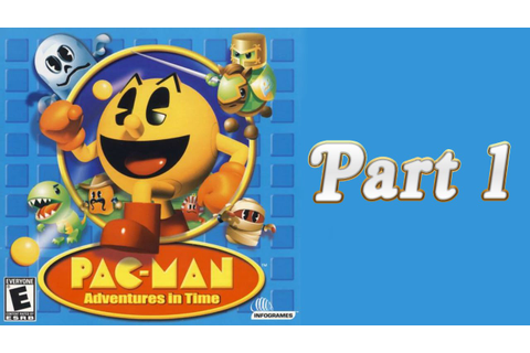 WIRTG Plays: Pac-Man: Adventures in Time: Part 1 - YouTube