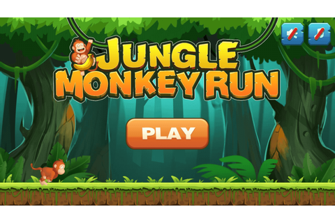 Jungle Monkey Run - Android Apps on Google Play