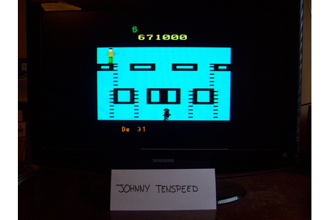 Tax Avoiders (Atari 2600) high score by JohnnyTenspeed