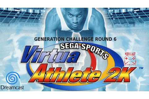 Generation Challenge Round 6: Virtua Athlete 2K - YouTube