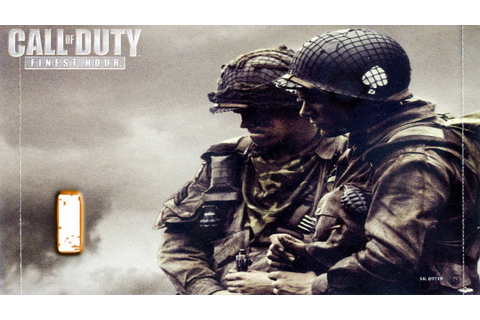 Call of Duty Finest Hour Walkthrough Part 1 - YouTube