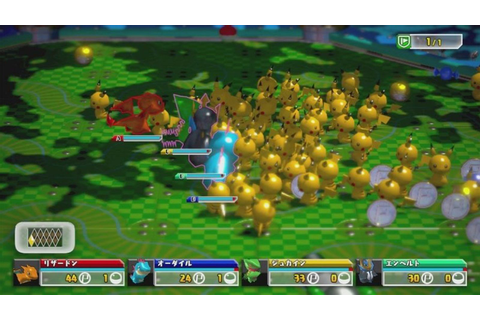 Pokémon Rumble U will launch with seven NFC-compatible ...