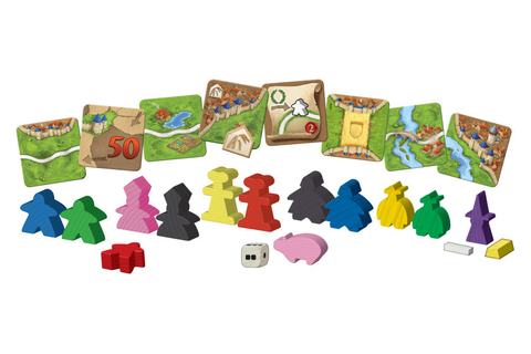 Carcassonne Big Box Board Game | The Gamesmen