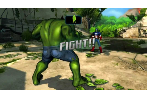 Marvel Avengers Battle for Earth Xbox 360 Kinect 720P Xbox ...