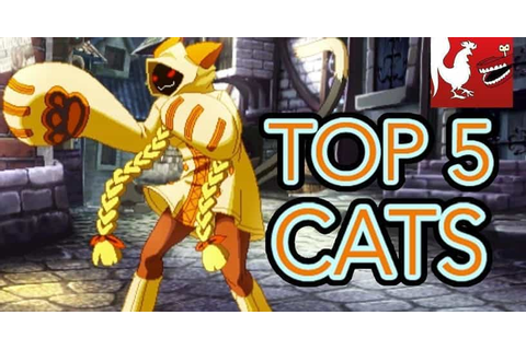 Greatest Cats in Video Games | Cat Video Game Characters