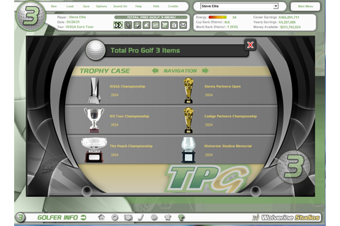 Download Total Pro Golf 3 Full PC Game