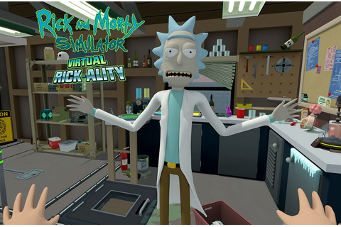 Rick and Morty: Virtual Rick-ality · The Best PC Games