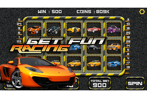 Car Race Queens Slots - Casino - Android Apps on Google Play
