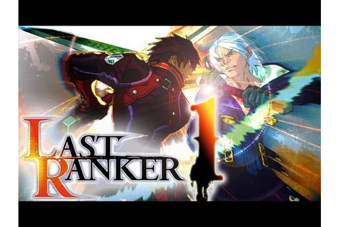 Last Ranker (PSP) - Walkthrough - Part 1 - YouTube