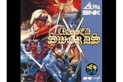 Crossed Swords (Arcade) - YouTube