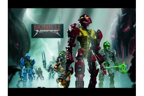 Bionicle Heroes Soundtrack - Gold Mode - YouTube