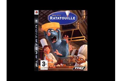 Ratatouille The Video Game Music - The Desserted Kitchen ...