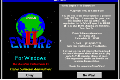 World Empire II for Windows | ClassicReload.com