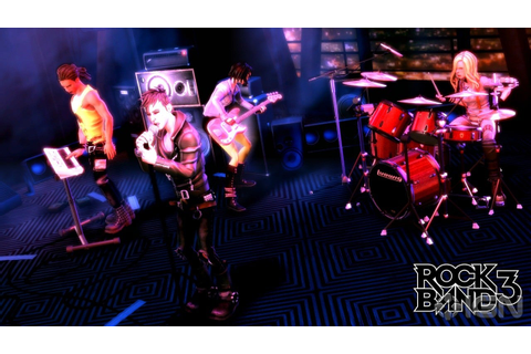 Rock Band 3 Screenshots, Pictures, Wallpapers ...