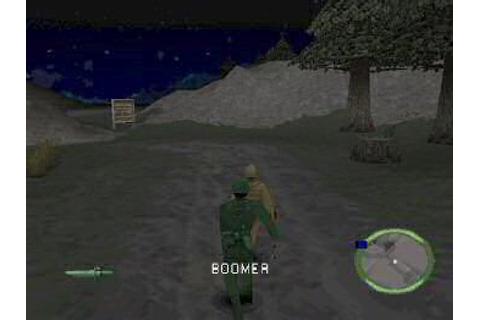 Army Men: World War - Team Assault (2001) by 3DO PS game
