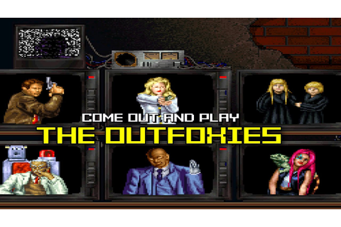 The Outfoxies (Arcade/60fps) - Come Out And Play #13 - YouTube