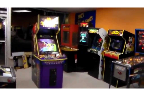 Atari Gauntlet Legends Arcade Game Overview, game play ...
