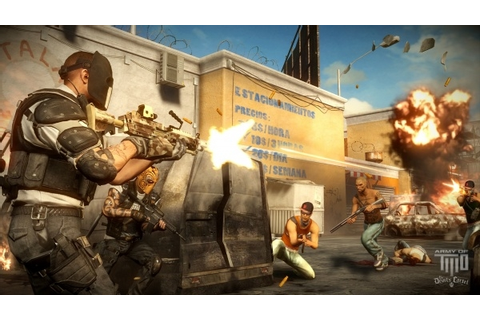 Army of Two: le cartel du diable, un jeu diablement musclé ...