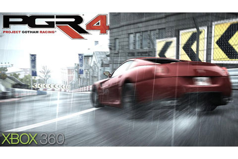 Project Gotham Racing 4 Gameplay (XBOX 360 HD) - YouTube